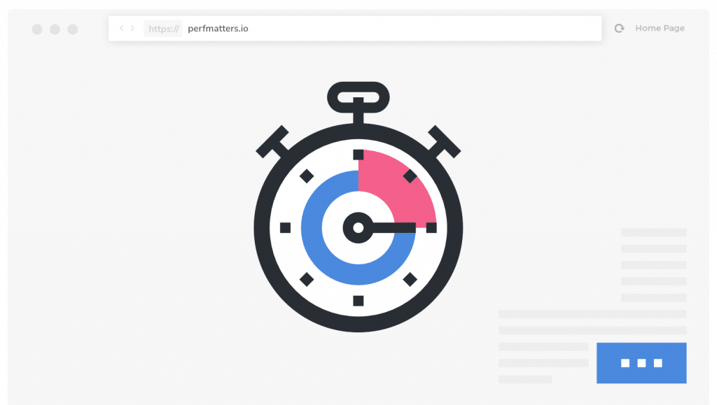 WordPress performance plugin