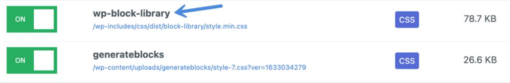 Script Manager handles